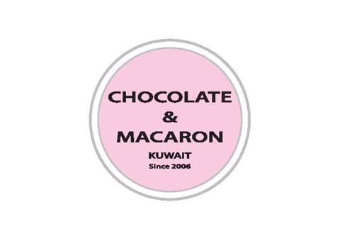 شوكولاتة وماكارون