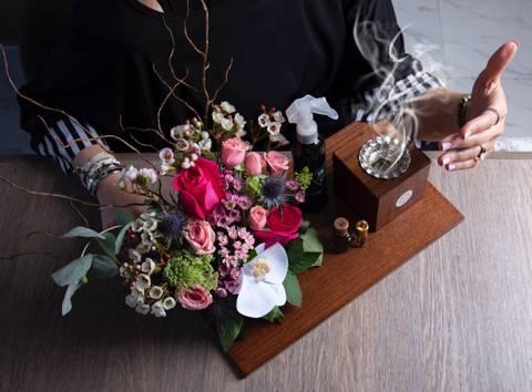 Ferero Rose Flowers