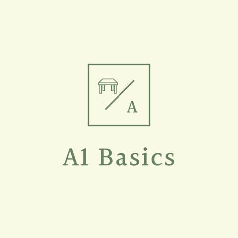 A1 Basics