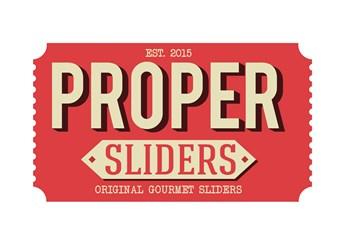 Proper Sliders