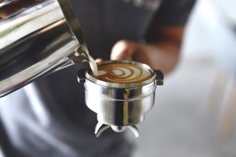 Coffee Station for 30 Persons