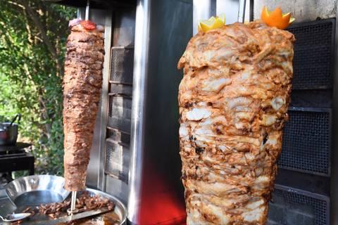 Combo Shawarma Station