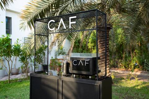 Coffee Station for 50 Persons