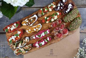 Bruschetta Board
