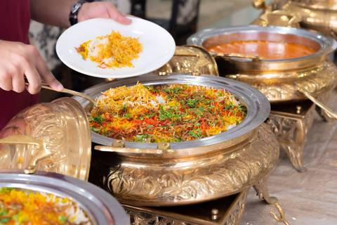 Biryani Pot Special Buffet for 15 Persons