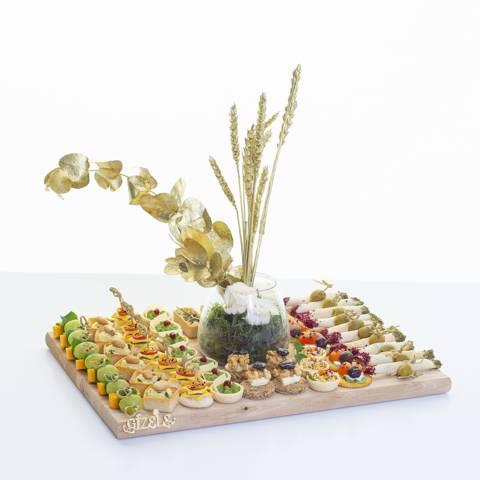 Mixed Canape Platter