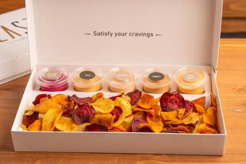 Chips & Dips - Large