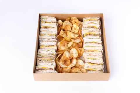 Club Sandwich Box