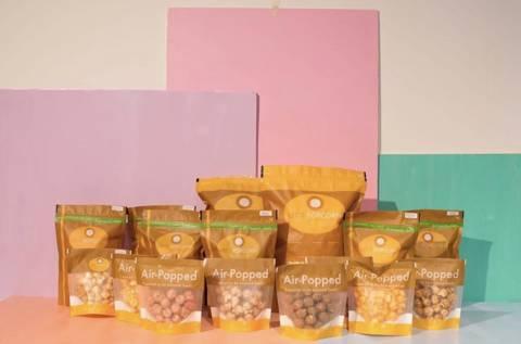 Customizable Popcorn Package