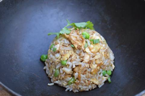 Fried Rice Peacock Style - Small