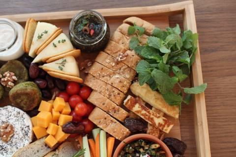 Arabesque Cheese Platter - Small