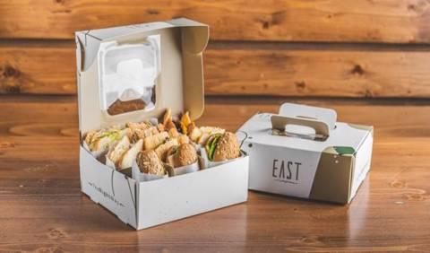Mini Sandwiches Box - Small