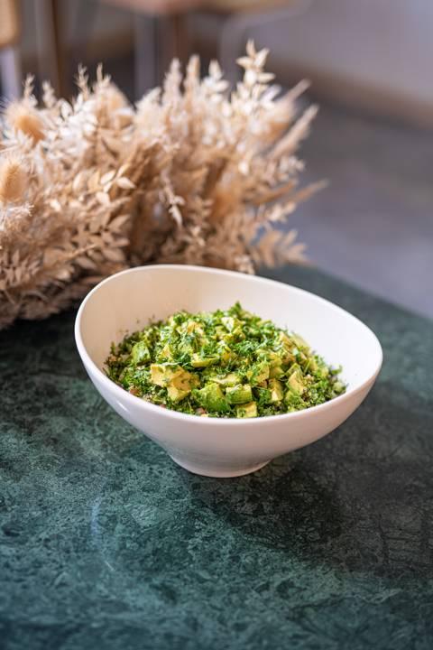 Quinoa Tabboula
