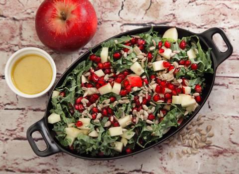 Rocca & Avocado Salad