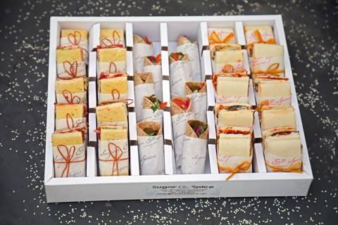 Sandwiches Box 2