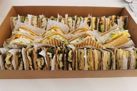 Sandwiches Box - Small