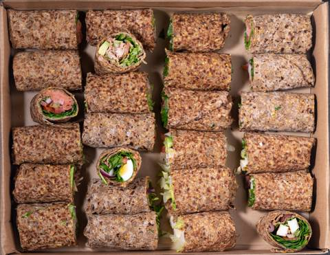High Protein Wraps Collection
