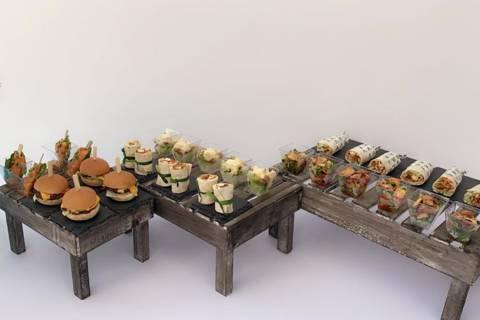 Customizable Wooden Buffet