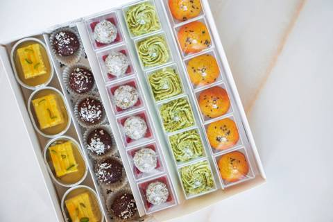 Keto Healthy Dessert Assortment